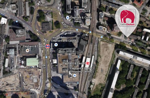 Mapping Latin London