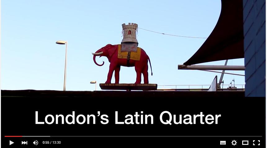 London's Latin Quarter the documentary